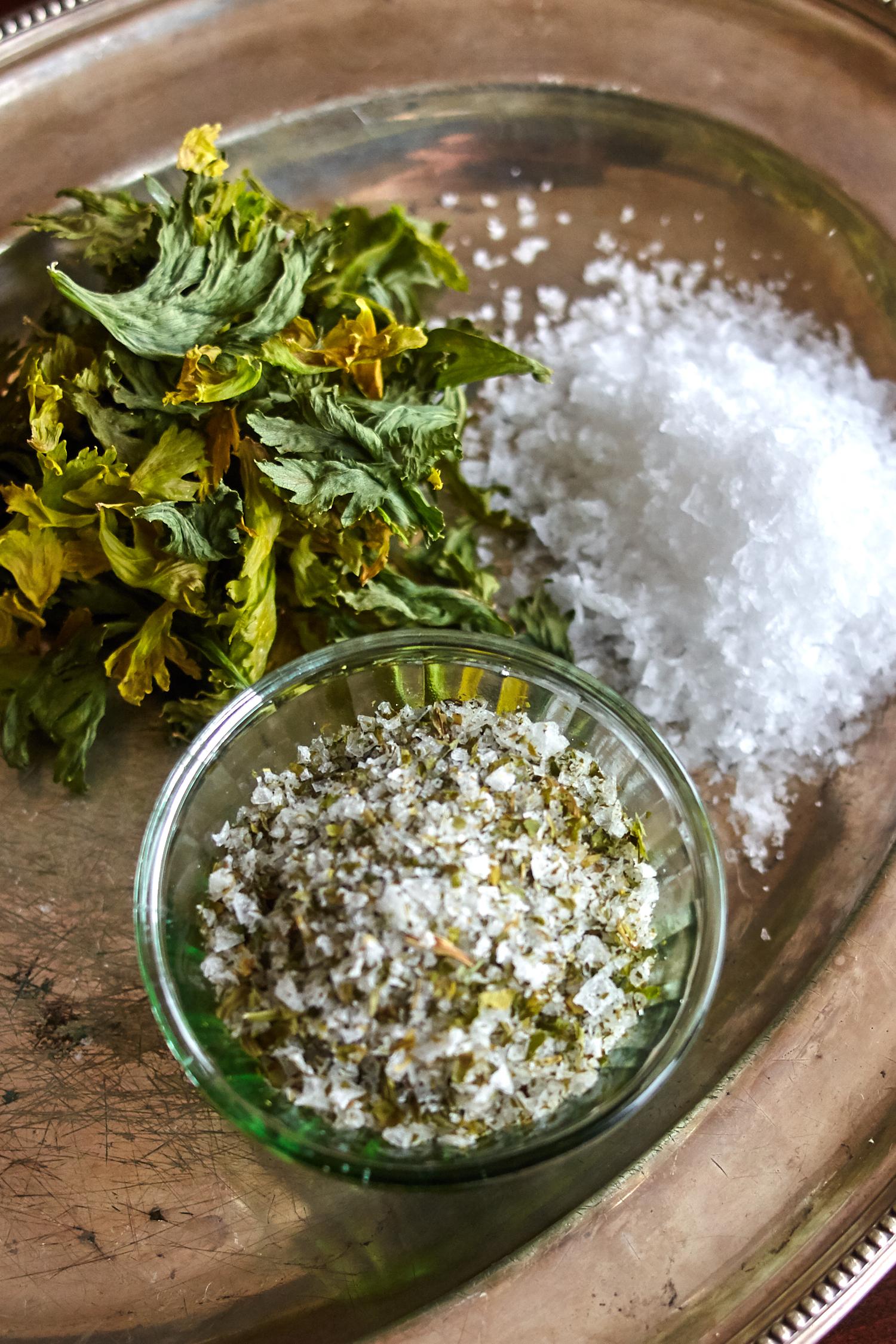 How to Make Homemade Celery Salt