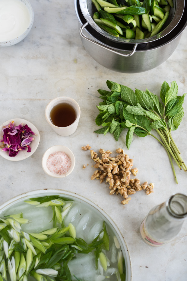 Joshua McFadden's Cucumber Salad