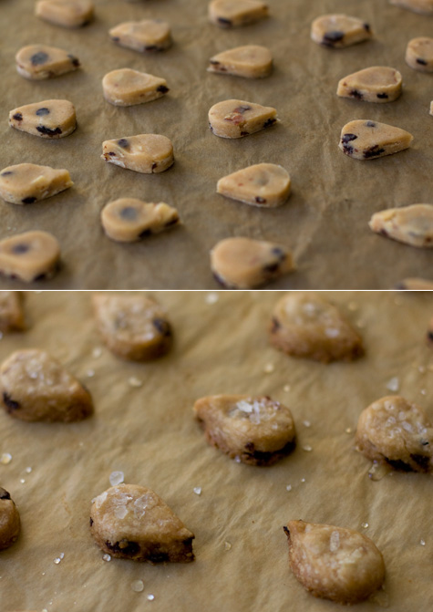 Toasted Almond Sable Recipe