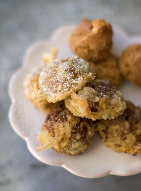 Image of Amaretti Fritters, 101 Cookbooks