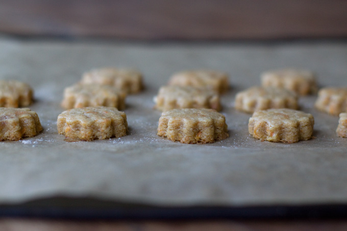 Image of Apple And Carrot Shortbread, 101 Cookbooks