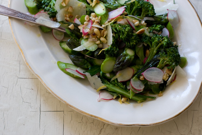 Image of Asparagus Salad, 101 Cookbooks