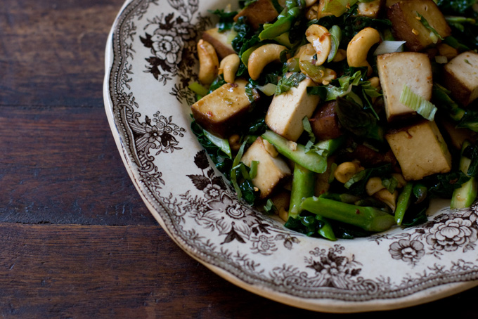 Image of Asparagus Stir-Fry, 101 Cookbooks