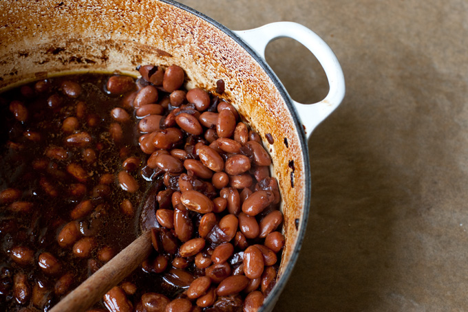 Berry Beer Baked Beans Recipe - 101 Cookbooks