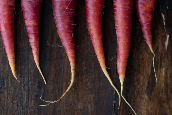 Baked Carrot Oven Fries Recipe - 101 Cookbooks