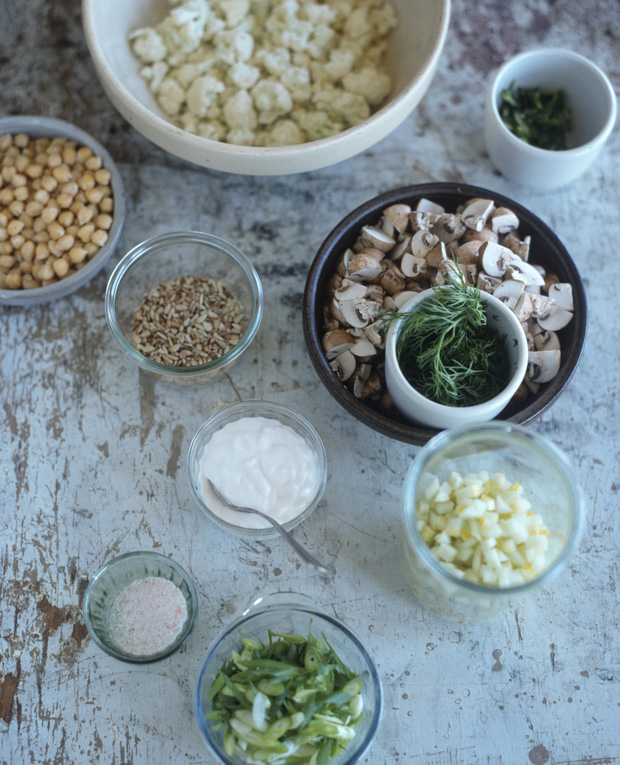 Bar Tartine Cauliflower Salad Recipe