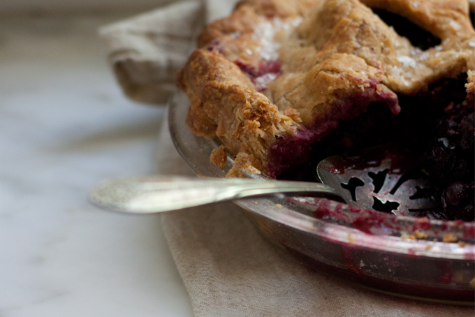 A Nice Berry Pie recipe