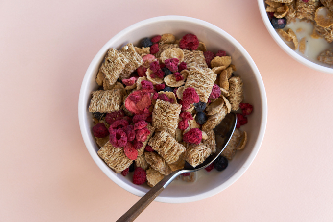 A Big, Crunchy, Better Breakfast Cereal