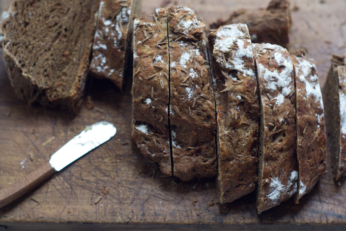 Black Russian Bread Whole Foods