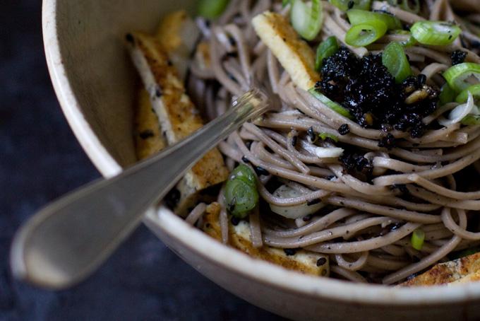 Black Sesame Otsu Recipe - 101 Cookbooks