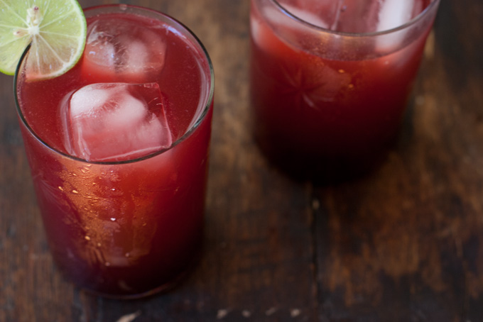Blackberry Limeade Recipe - 101 Cookbooks