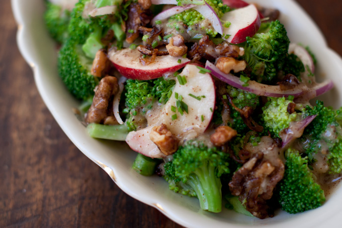 Broccoli Crunch recipe