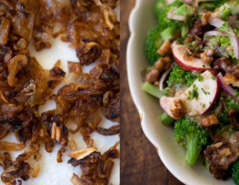Broccoli Crunch Recipe 101 Cookbooks