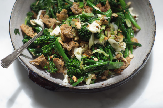 Broccolini Salad Recipe