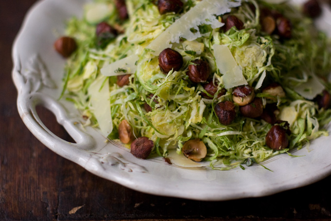 Brussels Sprout Salad Recipe - 101 Cookbooks