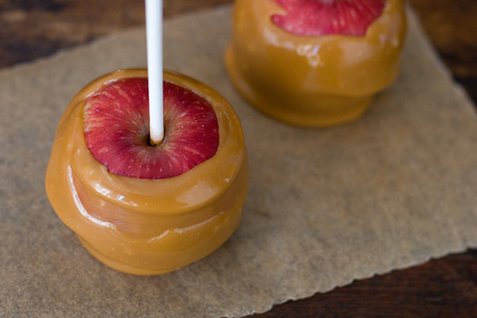RECIPE: Caramel Apples