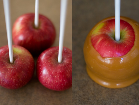 Caramel Apple Recipe