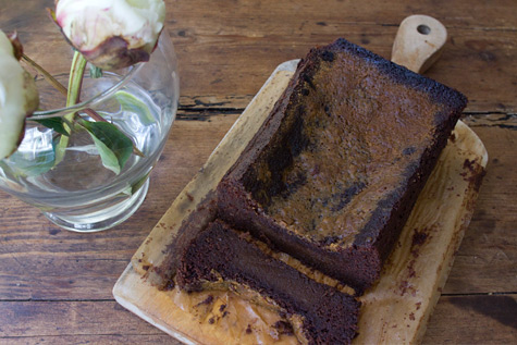 Chocolate Loaf Cake Recipe