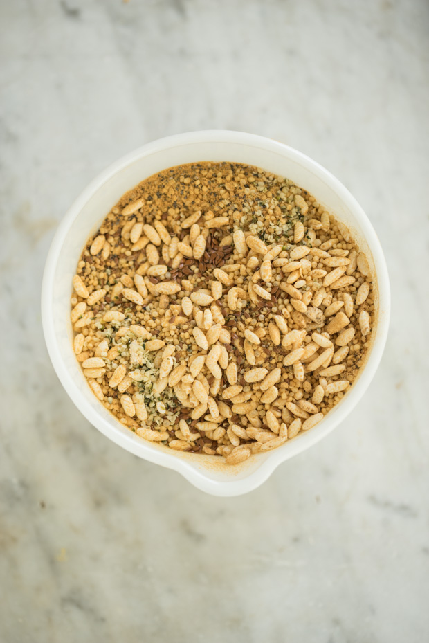 Crunchy Breakfast Magic Super Cereal