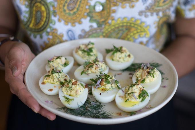 Deviled Eggs Recipe 101 Cookbooks