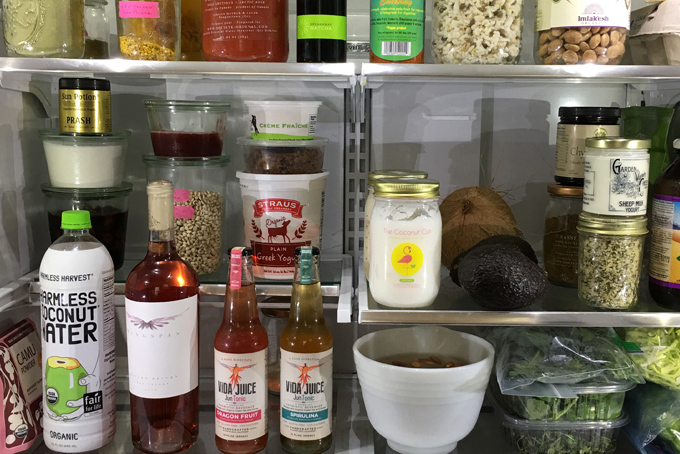 Fridge Crawl #01 - What's in my Refrigerator Right Now