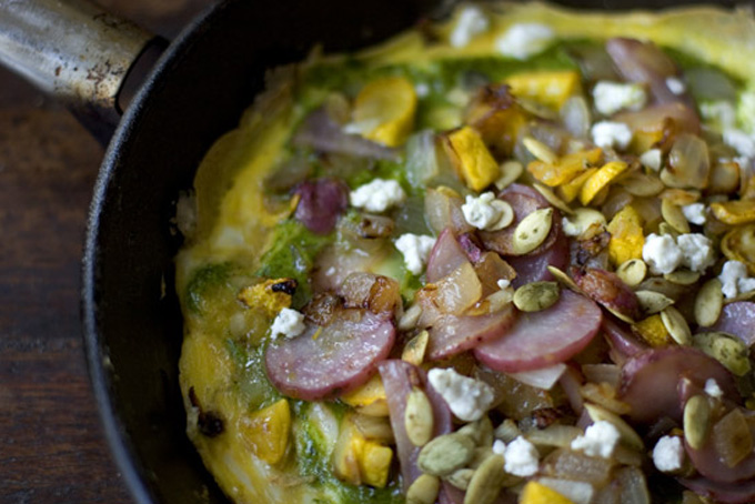 A Tasty Frittata recipe