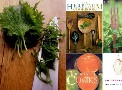 Eric Gowers Favorite Cookbooks