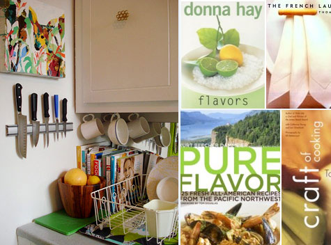 Grace Bonney's Favorite Cookbooks