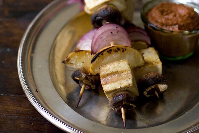 Favorite Grilled Kabob Recipe