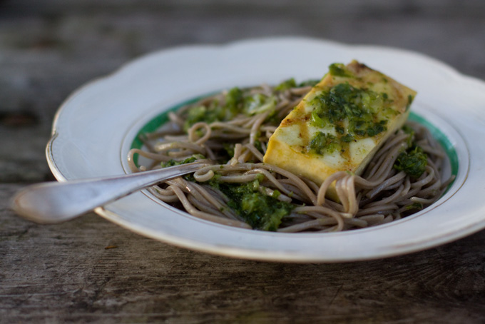 Grilled Tofu & Soba Noodles Recipe - 101 Cookbooks