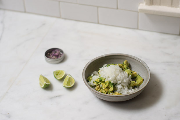 Receta de guacamole: los pequeños pasos que conducen al gran guacamole