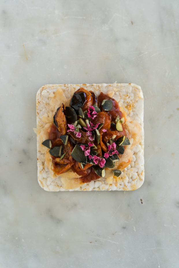 Healthy Snack Ideas -  Rice Cakes