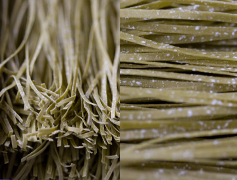 Herb Noodles Recipe