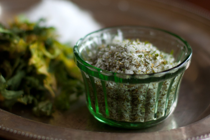 Homemade Celery Salt recipe