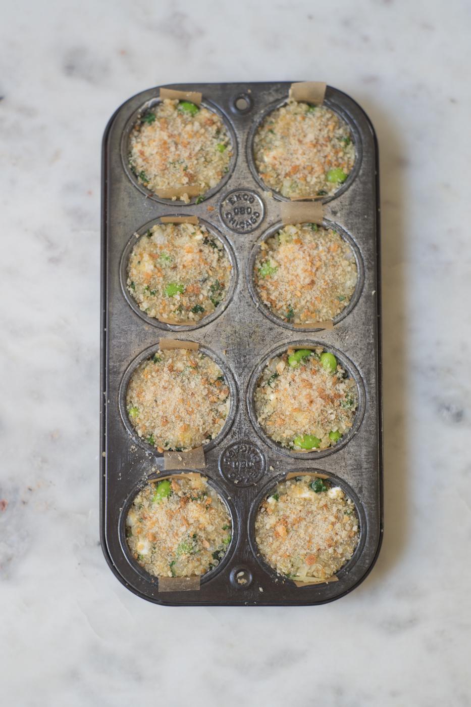 Kale Quinoa Bites