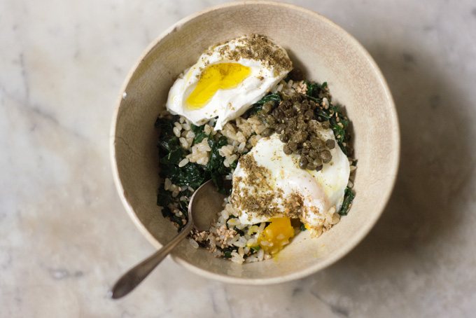 Kale Rice Bowl Recipe - 101 Cookbooks