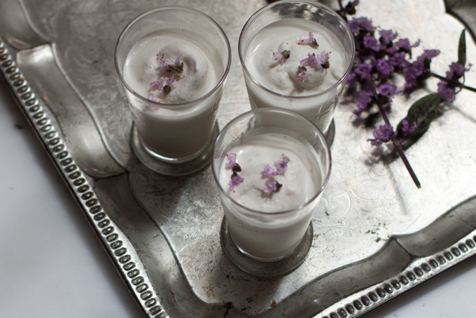 Lillet Buttermilk Shakes recipe