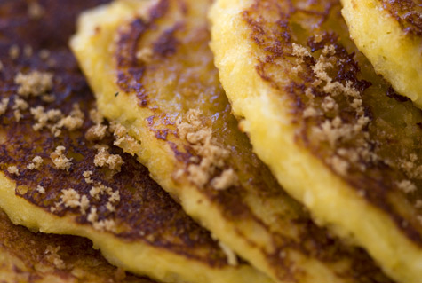 Coconut Macaroon Pancakes Recipe - 101 Cookbooks
