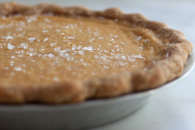 Maple Buttermilk Pie Recipe - 101 Cookbooks