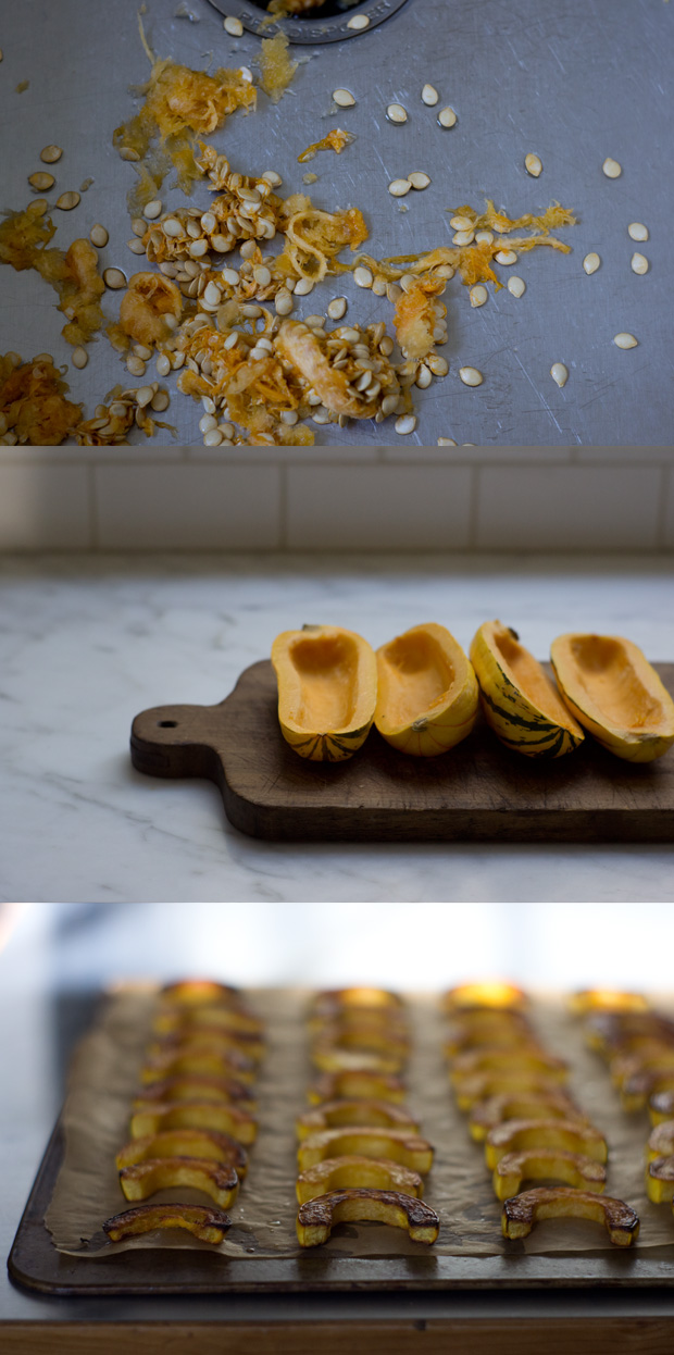 Miso Sesame Winter Squash Recipe