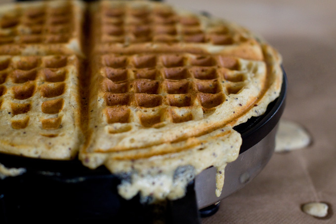 Multigrain Waffles. Great recipe! I used Greek yogurt instead of ...