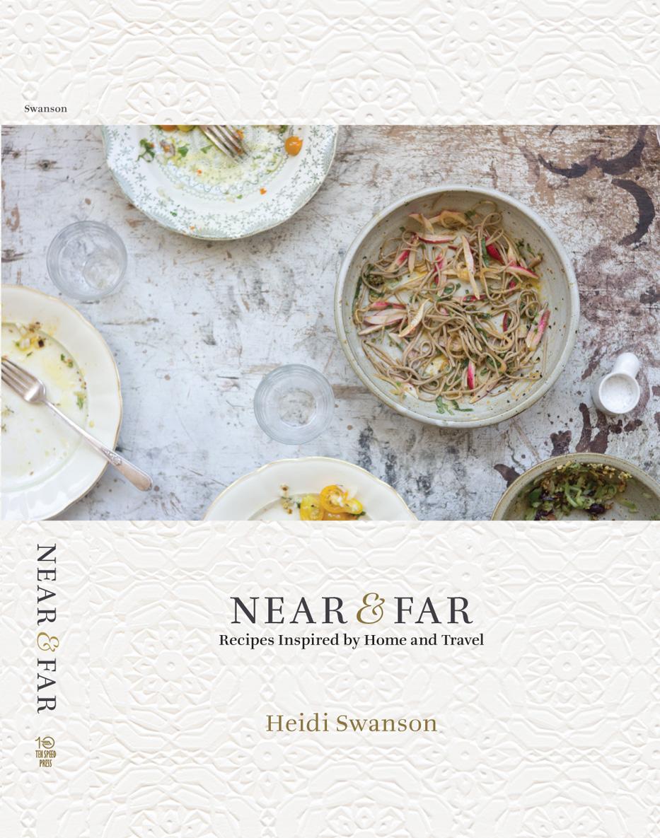 Near & Far Cookbook