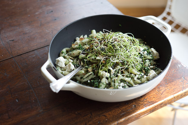 Nettle Pasta Recipe - 101 Cookbooks