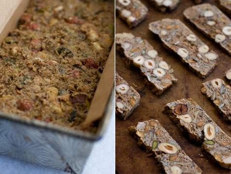 Nut and Seed Biscotti Recipe