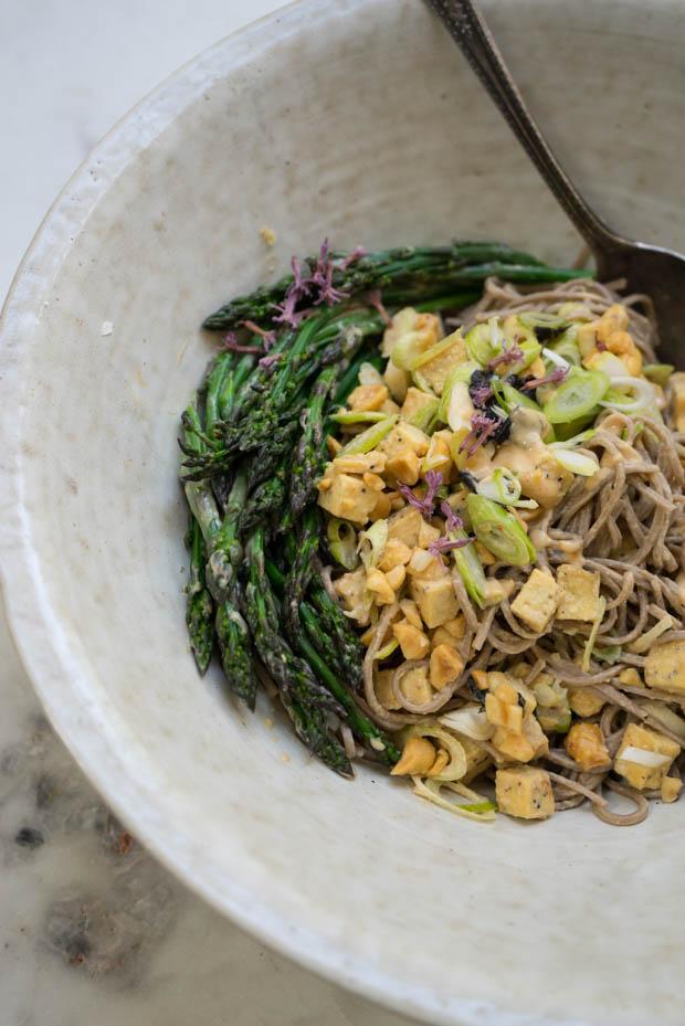 Peanut Noodle Salad Recipe