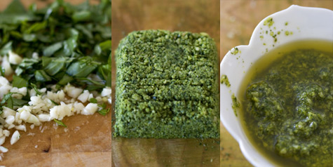 Easy italian pesto recipes
