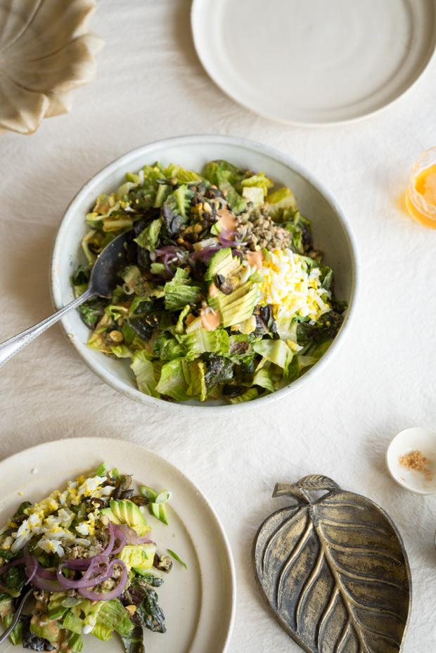 Pilpelchuma Salad