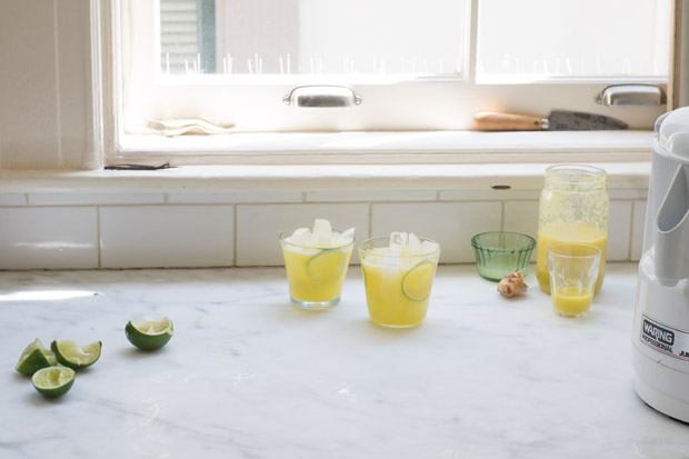 Pineapple Coconut Water Recipe