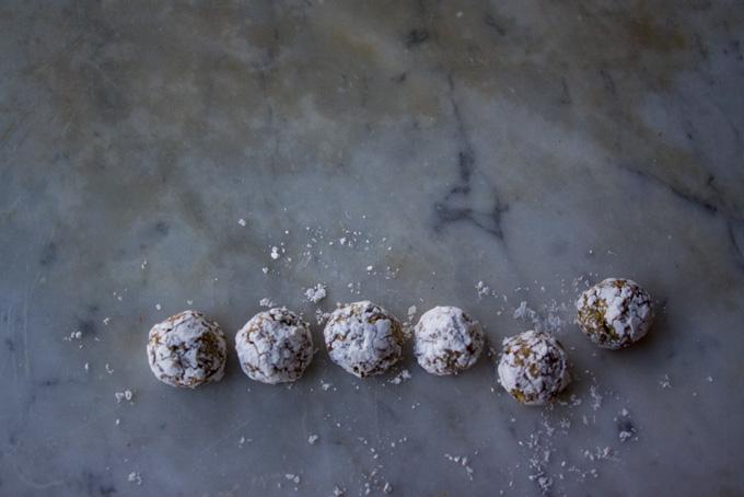 Biscotti al Pistacchio Recipe (Pistachio Cookies)
