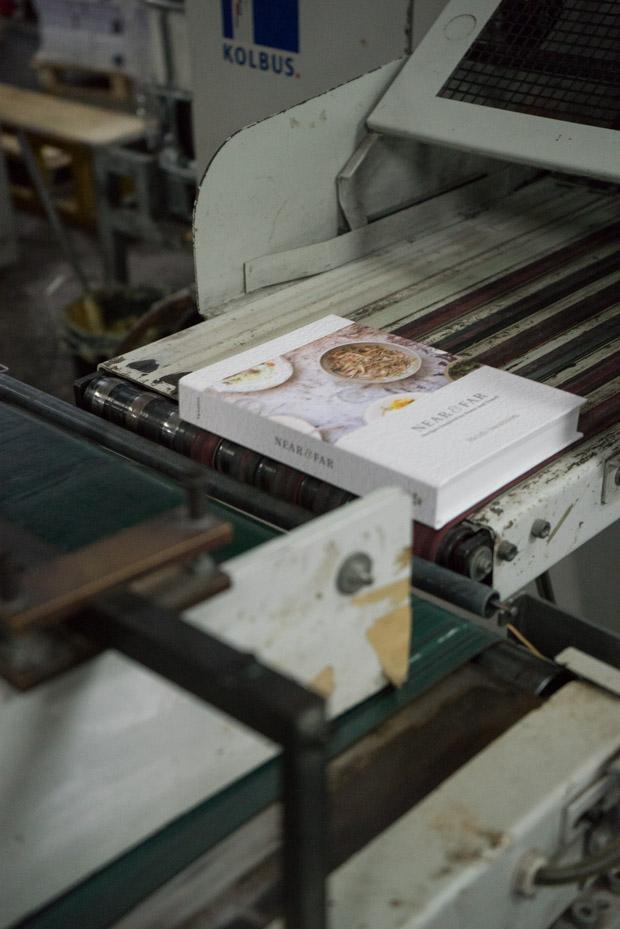 Printing a Cookbook